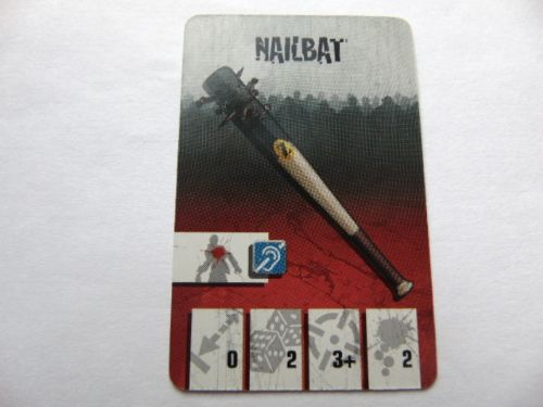 survivor equipment card (nailbat)